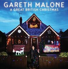 GARETH MALONE A GREAT BRITISH CHRISTMAS CD (New Release 2016)