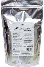 Nusci 100% pure L-Arginine HCl powder 1000g (2.2LB) USP Free Shipping
