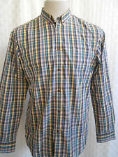 BEN SHERMAN SILVER BULLET COTTON LONG SLEEVE SHIRT MEN SIZE XL NEW HOT