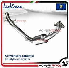Leovince decatalizzatore Honda NC700 S/X/DCT/ABS Integra 700/750/DCT/ABS 14>15