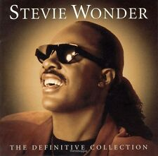 The Definitive Collection by Stevie Wonder (CD, Oct-2002, Motown (Record Label))