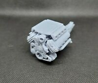 1:24 1:25 Edlebrock Supercharged Coyote Engine 3D Resin Printed