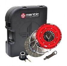 Mantic Heavy Duty Twin Plate Clutch Kit Ford BA BF XR6T 4.0L MPFI Turbo 03-08