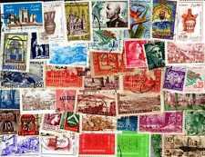 ALGERIE - ALGERIA collections de 25 à 1100 timbres différents