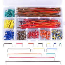 New Listingjumper Wire Kit 14 Length Assorted Preformed Breadboard Wire 560 Pieces Set