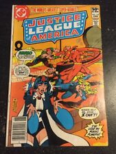 Justice League America#191 Awesome Condition 5.0(1981) Cool!!