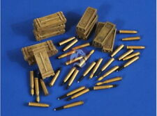 Verlinden 1:35 2548 17 Pdr Firefly Ammo & Boxes