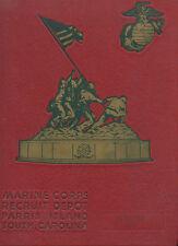 REPRINT: 1971 USMC Parris Island Platoon 192 Yearbook - Parris Island SC