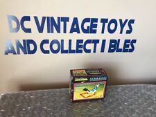 VINTAGE MEGO 1978 GAMMATRON MICRONAUTS TOY RARE NEW IN Box  PARTS SEALED IN BAGS