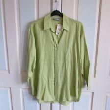 4d0e1e9d3ea Linen Plus Size Tops   Shirts for Women for sale