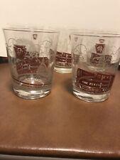 Set Of 5 Vintage Original Pennsylvania Railroad 4902 Glasses HTF Lot