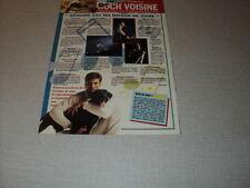 H020 ROCH VOISINE '1992 FRENCH CLIPPING