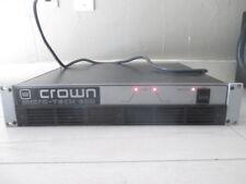 Crown Micro-Tech 600 Power Amplifier