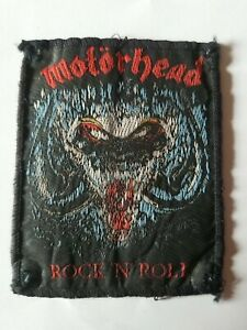 Motörhead Patch Venom Nifelheim Slayer Heavy Metal Lemmy