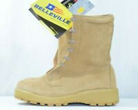 Belleville Boots Military Issued Combat Gore Tex Vibram Mens Size 10 NEW USA