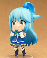 Konosuba Nendoroid Aqua action figure 100mm GOOD SMILE COMPANY 6300 Anime