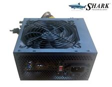 NEW 650W Black Power Supply ATX 4/8pin 12V 6/8pin PCIe Quiet 120mm Cooling Fan