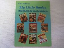 Price Guide to Big Little Books, Etc. (1995, Paperback)-FAST SHIPPING!!!