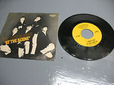 THE DAVE  CLARK  5  AT  THE  SCENE  45 RPM EPC 5-9882 ORIG. 60's  VG ++