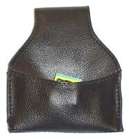 Cue Chalk Pouch / Bag / holder. Leather look cue chalk pouch.