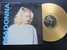 Madonna/Interviews golden Vinyl/LP