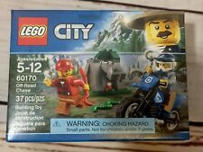 LEGO CITY Mountain-Off-Road Chase(60170) 37 PCS-Brand New in Box-
