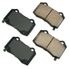Akebono ASP1053 Rear Ceramic Brake Pads