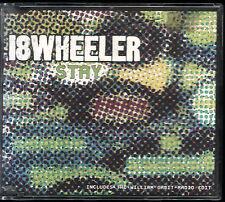 18 Wheeler CD Single 1997 (William Orbit)