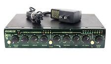 Joemeek Joe Meek ThreeQ Three Q Channel Strip Mic Pre Preamp Compressor EQ