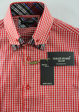 ON HOLD! New!DOLCE GUAVA MILANO Men's Red Button Shirt w/Tags from NY.Size XXL.
