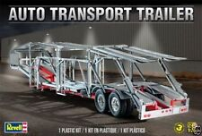 Revell 1/25 Auto Car Transport Trailer Plastic Model Kit 85-1509 Skill 3 NEW