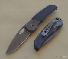 "KA-BAR ""K-2 TEGU"" G10 HANDLE TACTICAL FOLDING POCKET KNIFE WITH POCKET CLIP"
