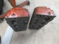1967 3904390 EARLY L-20-6 Corvette cylinder heads big block 427 390-400 HP CAMAR