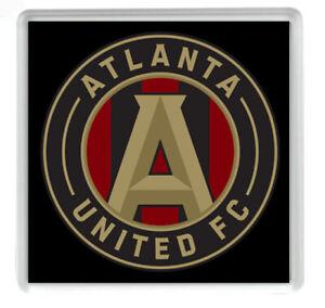 ATLANTA UNITED FC MAJOR LEAGUE SOCCER , Acrylic Coaster