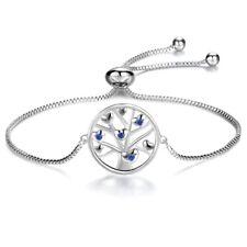 Fashion Hand String Light Luxury Adjustable Hand Ornaments Life Tree Bracelet