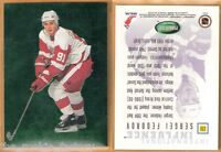 1995-96 Parkhurst International Emerald Ice #238 Sergei Fedorov | ERROR | 1/1?