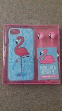 IPHONE 6 IPHONE 7 IPHONE 8 CASE AND EARPHONE SET