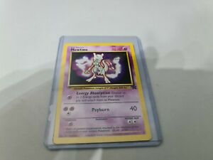 Pokemon Cards Promo The First Movie Cards Mewtwo & Electabuzz 1999 WOTC VGC