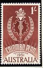 1961 - 10th ANNIVERSARY COLOMBO PLAN (MUH)