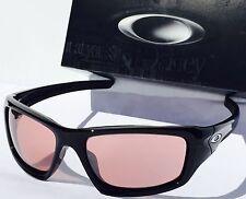 NEW Oakley VALVE Black w G30 Black Iridium Golf Lens Sunglass 9236-04 $240