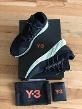 Adidas Y-3 Runner 4DII Futurecraft Size US 10 New With Box
