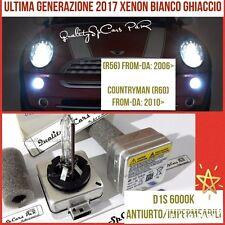 2 Lampadine XENON D1S MINI COOPER R56 2006> COUNTRYMAN R60 BIXENO 6000K HID Luci