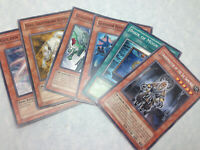 """YuGiOh! Turbo Pack 1 Promo Edition Rare/Common Card Mint - Choose from """"Edition"""""""