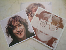 JOHN LENNON (BEATLES)Walls And Bridges *NEW ZEALAND GIMMICK LP + BOOKLET*NM*1974