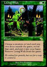 Souhait vivant -  Living Wish  - Magic mtg -