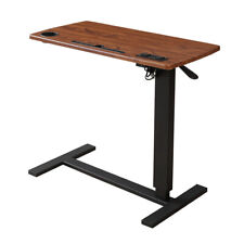 Levede Standing Desk Height Adjustable Sit Stand Office Computer Table Shelf USB