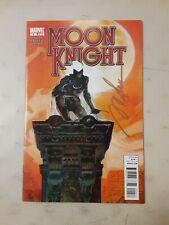 Moon Knight #4 SIGNED by Artist Alex Maleev Marvel Comics 2011 VF-NM