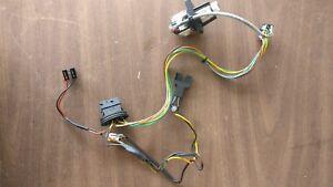 Saab 9-5 Aero HID Xenon Headlight Wiring Harness - from Valeo 5496385 headlight