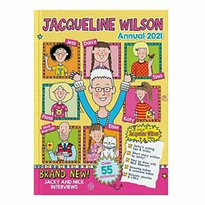 Jacqueline Wilson Annual 2021 (Annuals) New Hardcover Book