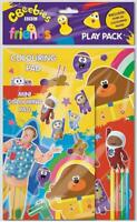 BBC Cbeebies Friends Childrens Play Pack Go Jetters Hey Duggee Mr Tumble